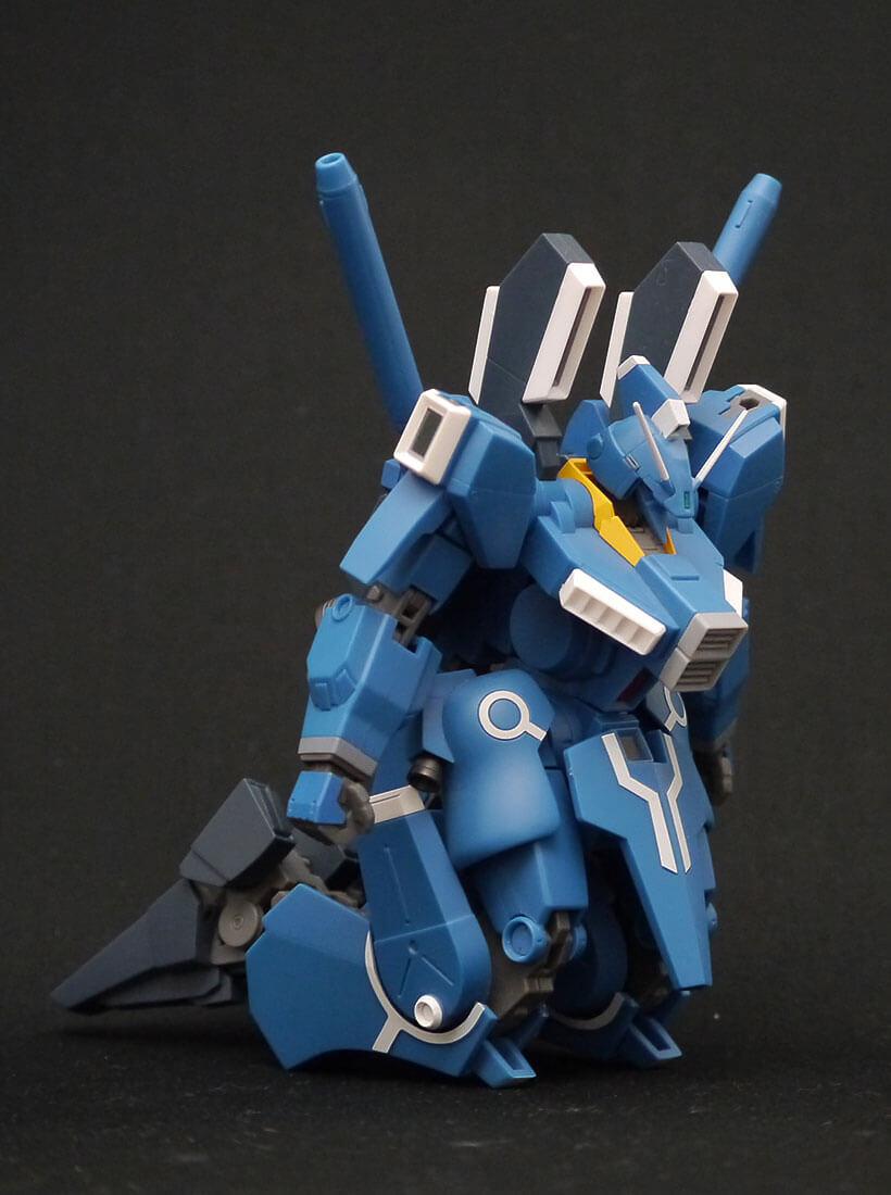ROBOT魂 ガンダムMk-V 両膝立ち