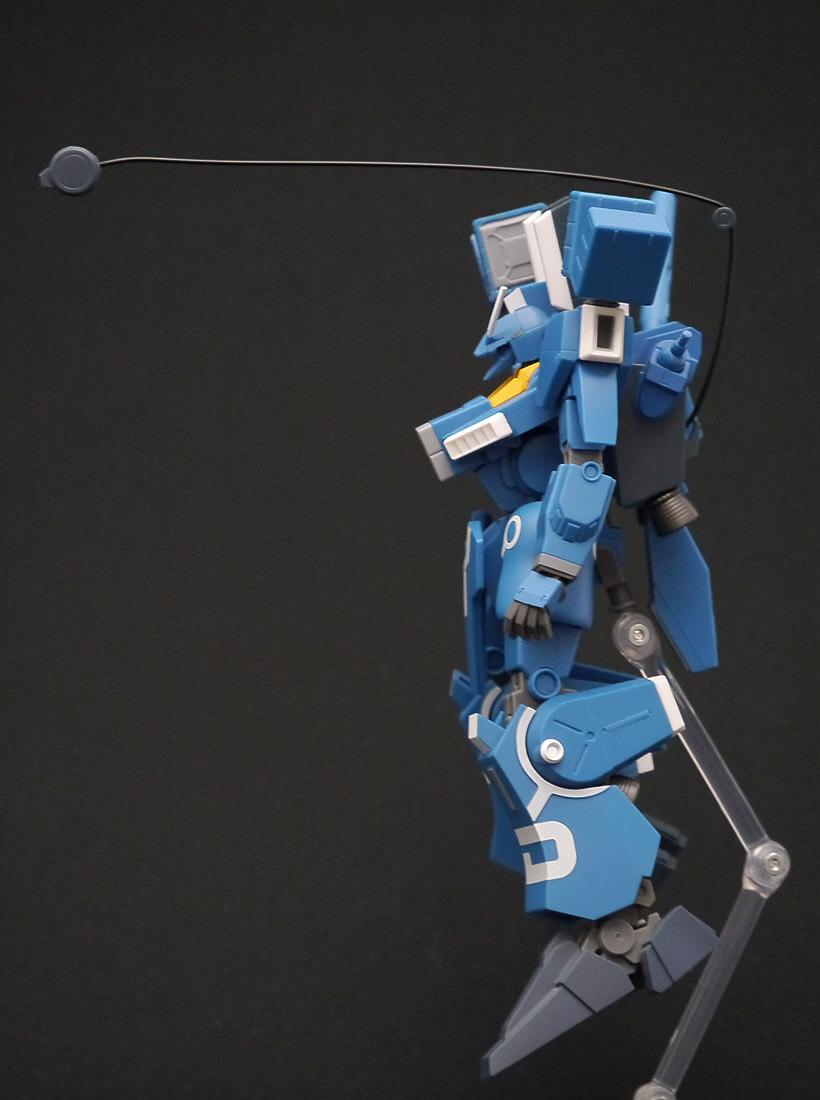ROBOT魂 ガンダムMk-V インコム射出