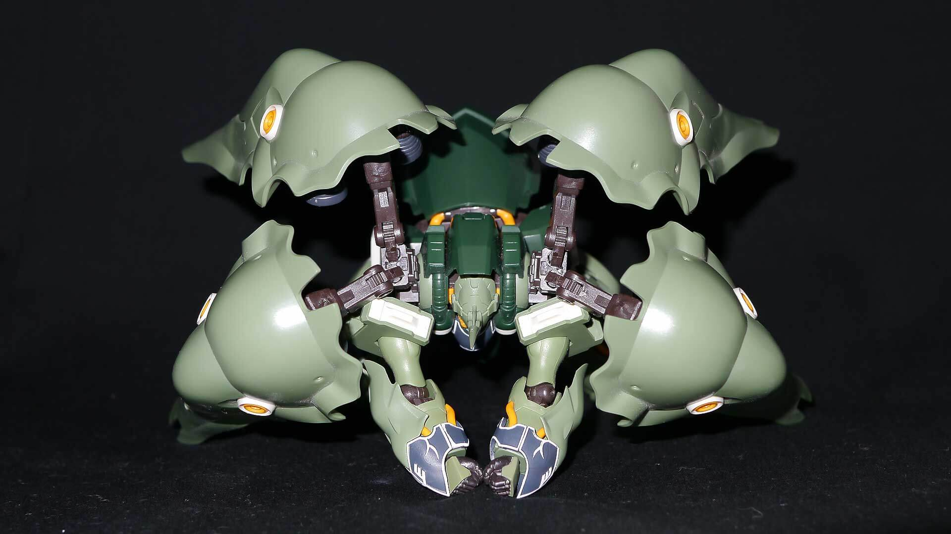 ROBOT魂 クシャトリヤ 肩関節構造