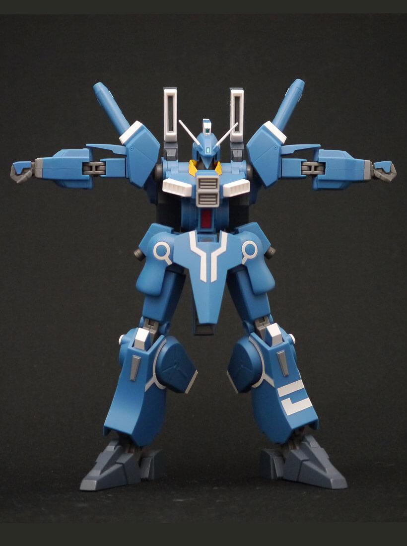 ROBOT魂 ガンダムMk-V 両腕平行上げ