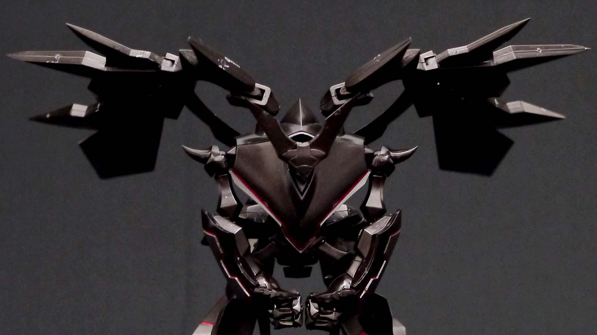 コトブキヤ アストラナガン 両肩関節構造