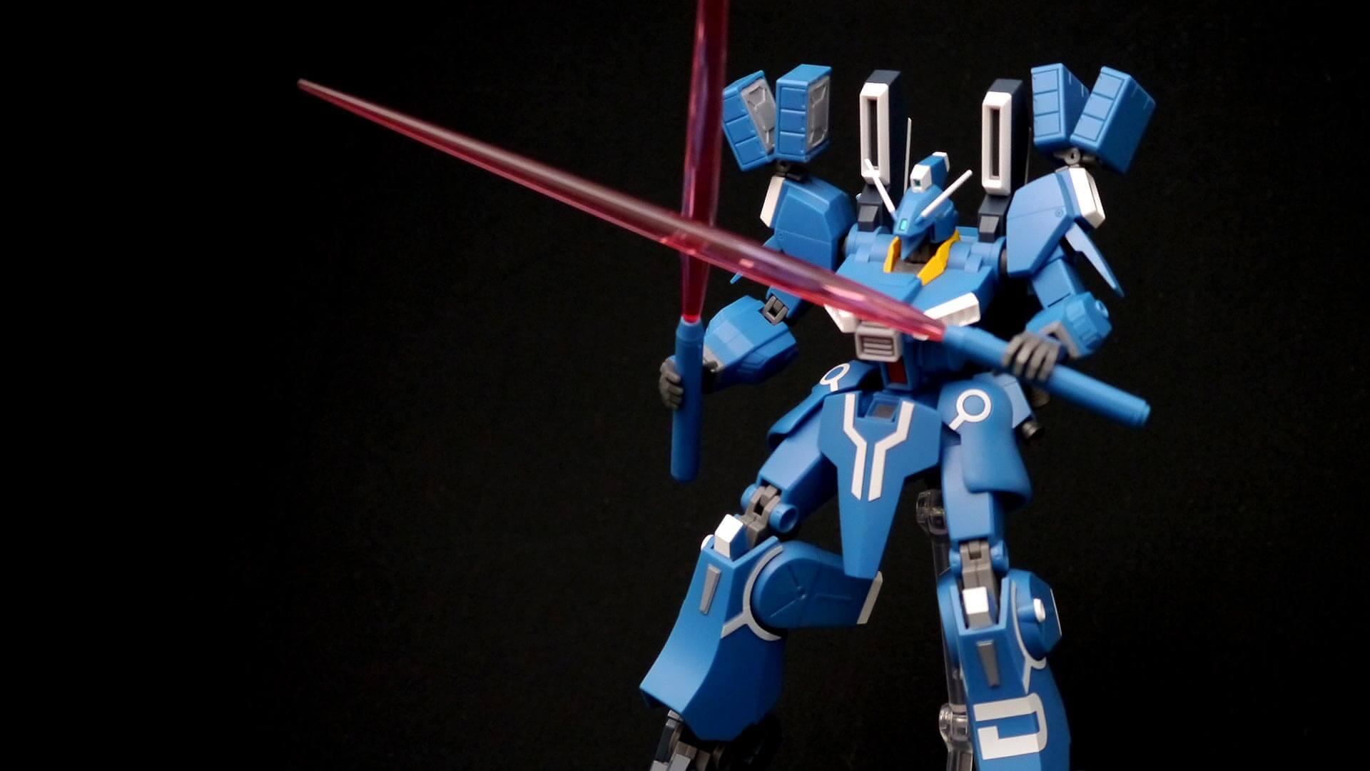 ROBOT魂 ガンダムMk-V ビームサーベル2刀流