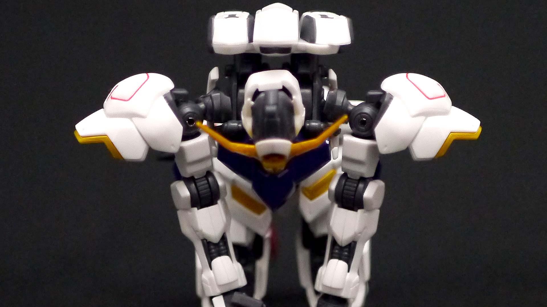ROBOT魂 ガンダムバルバトス 肩関節引出し
