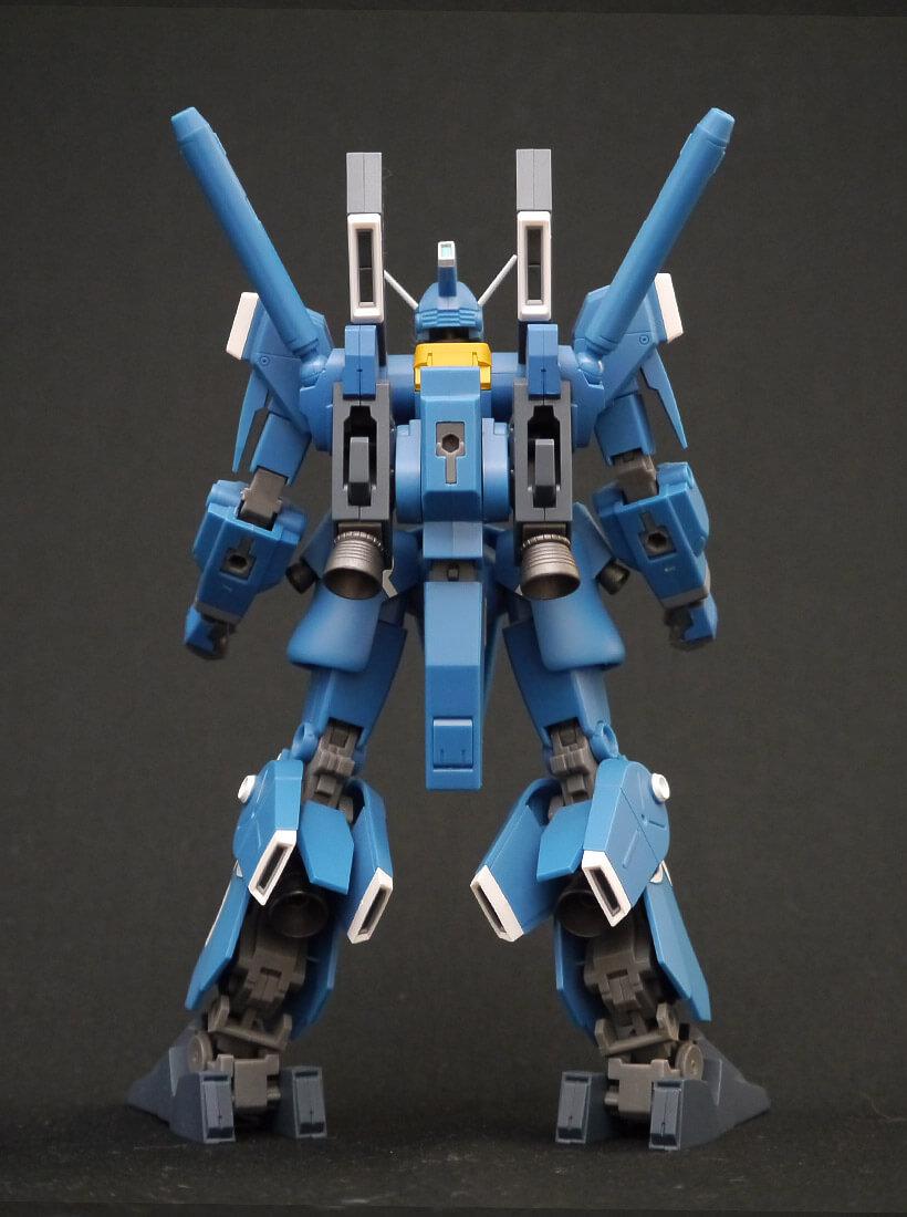 ROBOT魂 ガンダムMk-V 背面全身